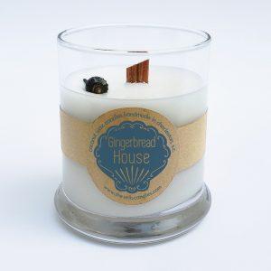Scented Candle - Cinnamon Sticks, Vanilla & Cloves