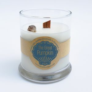 Scented Candle - Fresh Pumpkin, Butter & Spices